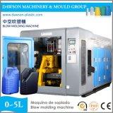 Automatische Schmieröl PET pp. Flaschen-Strangpresßling-Blasformen-Maschine