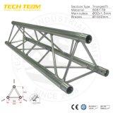220mm d'ergot Triangle Triangle en aluminium Truss éclairage de scène Truss sur la vente