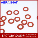 Resistant a temperatura elevata Overpressure Resistant Piston Rubber Seals Rubber O Ring Made in Aeromat
