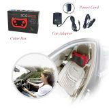 Автомобиля и дома вибрации портативный обратно массажер подушка