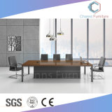 Muebles de madera de la moda de reunión de la Oficina de Recepción (CAS-MT1811)