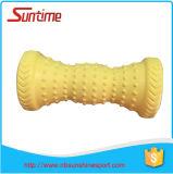 Rouleau de massage de pied de muscle de PVC de qualité, rouleau de massage de pied, rouleau de massage de point