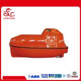 Protegida contra incêndio fabricante 5m a 12,5 m de baleeiras Totalmente Fechado