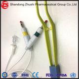 세륨 표시되어 있는 처분할 수 있는 Electrosurgical (ESU) 양극 겸자