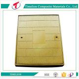 600X600 Cubiertas D400 FRP Camino de cajas registradoras