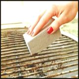 Barbecue Cleaner, Griddle grill pierre ponce, grill pierre, brique GRILL