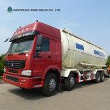 Sinotruck HOWOのブランド熱い販売8X4 45m3 Bulkerのセメントのトラック