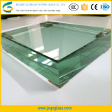 10-19mm ultra gran vidrio laminado de protección UV