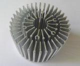 찬 위조된 CNC에 의하여 기계로 가공되는 알루미늄 LED 냉각기