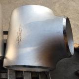 Soldadura Super accesorios de tubería de acero inoxidable Dúplex t