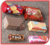 Macchina di spostamento eccessiva automatica del pacchetto del biscotto della cialda