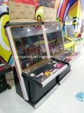 Vechter 4 van de straat de Machine van de Arcade van het Frame van het Type met de Opdringer van het Muntstuk