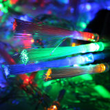 3m 30lt LEDの光ファイバストリングライト