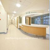 De Antibacteriële Homogene VinylBevloering van pvc voor het Ziekenhuis