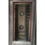Gas-Konvektion-Ofen der Backen-Brot-Maschinen-12-Tray seit 1979