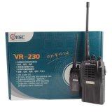 De waterdichte Draadloze Handbediende Radio Bidirectionele Radio van de Intercom