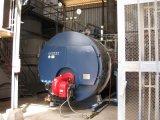 연료 가스 또는 디젤 엔진 중유 350bhp 증기 보일러