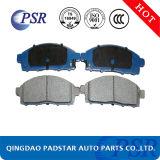 На заводе продавать Semi-Metallic передних тормозных колодок для автомобилей Nissan/Toyota