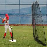 Softball portatile che colpisce la rete piegante di pratica di baseball della rete