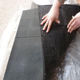 지면 도와 /Gym 고무 고무 도와 또는 다채로운 고무 포장 기계