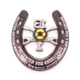 Laiton Antique personnalisés l'Estampage Sport Coin Fer Le fer de la Marine d'identification