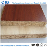 木製の穀物の光沢度の高い家具のためのメラミンによって薄板にされる削片板