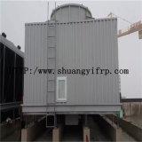 능률적인 열 교환 효율성 정연한 냉각탑