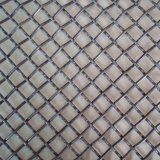 Rete metallica quadrata galvanizzata alta qualità