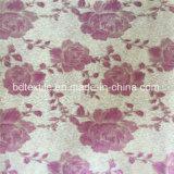 Stof van het Tricot van 100% de Polyester Afgedrukte voor de Textiel van het Huis
