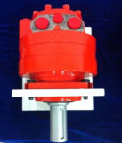 Мотор вала Ms02 другой Poclain гидровлический