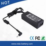 DC adaptador de CA Fuente de alimentación adaptador de conmutación de encendido / batería de litio / batería Chargerfor adaptador / ordenador portátil / de ion de litio / Ni-MH para Asus 19V 3.42