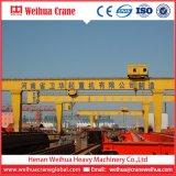 Weihua L de type grue à portique poutre unique pour la vente