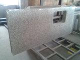 Cubiertas de granito amarillo de la piel del tigre para el cuarto de baño, cocina (YY-CT5604)