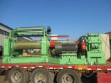 Два рулона резиновые машины мельницы заслонки смешения воздушных потоков