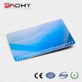 Leitura de longa distância Ucode Chip Cartão RFID para controle de acesso