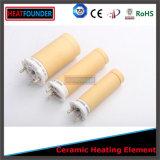 Cartuccia di ceramica industriale del tubo
