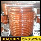 Двойной изолированный PVC медный кабель дуговой сварки проводника