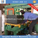 Machine automatique de pointe de tir de faisceau de cadre froid pour des pièces de pompe