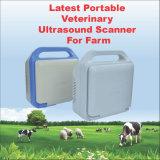 Новейшие питьевой ветеринарных ультразвуковой медицинской сканер для фермы Yj-U100b