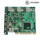 Soldermask白い多層PCB&OSPの表面