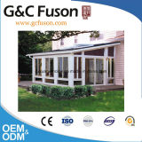 Casa de aluminio vendedora caliente del Sunroom del invernadero de la alta calidad