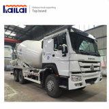 HOWOのミキサーのトラック8-16m3の具体的なミキサーのトラック