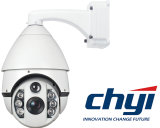 1.3MP macchina fotografica impermeabile del CCTV della cupola di velocità del IP 36X IR