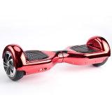 2개의 바퀴 각자 균형을 잡는 크롬 전기 스쿠터