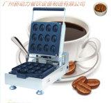 Générateur de gaufre de grain de café/prix de générateur vert de cône de grain de café/gaufre