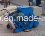 Vendita calda che sposta la macchina di pulizia di granigliatura