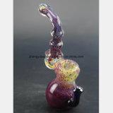 De purpere Waterpijp van het Glas van de Pompoen de Terugwinning van de Filter van de Buis