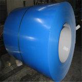 Bobina d'acciaio del ferro preverniciata rivestimento di colore di SGCC Ral3020 per le Filippine