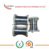 Alambre resistente a la corrosión de la aleación Monel400 para los cambiadores de calor marinas