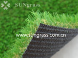 Paysage de 35mm le gazon artificiel pour le jardin ou de loisirs (SUNQ-AL00107)